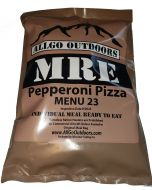 AllGo Outdoors Pepperoni Pizza MRE - Meals Ready To Eat US Military Spec Meal 23