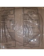 Oatmeal Cookie 3 Pack - Sterling Foods MRE Ready To Eat Meal