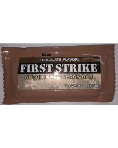 First Strike Bar Chocolate 4 Pack - Sterling Foods MRE Ready To Eat Meal