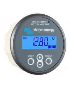Victron BMV-712 Grey Smart Battery Monitor with Built-In Bluetooth