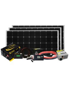 Solar Extreme Solar Charging System 570 watts System - GoPower